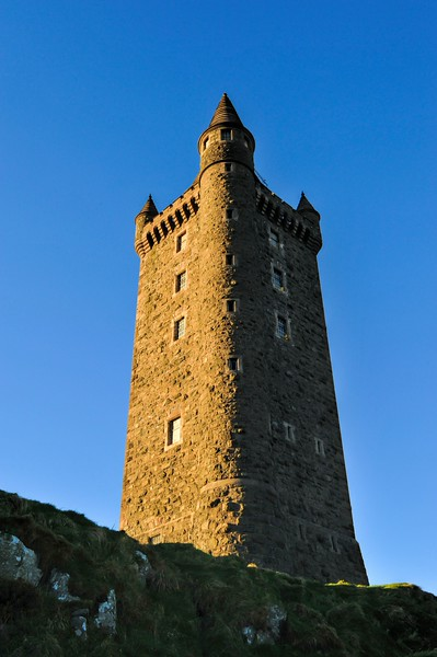 Scrabo Tower<br /> Newtownards<br /> County Down
