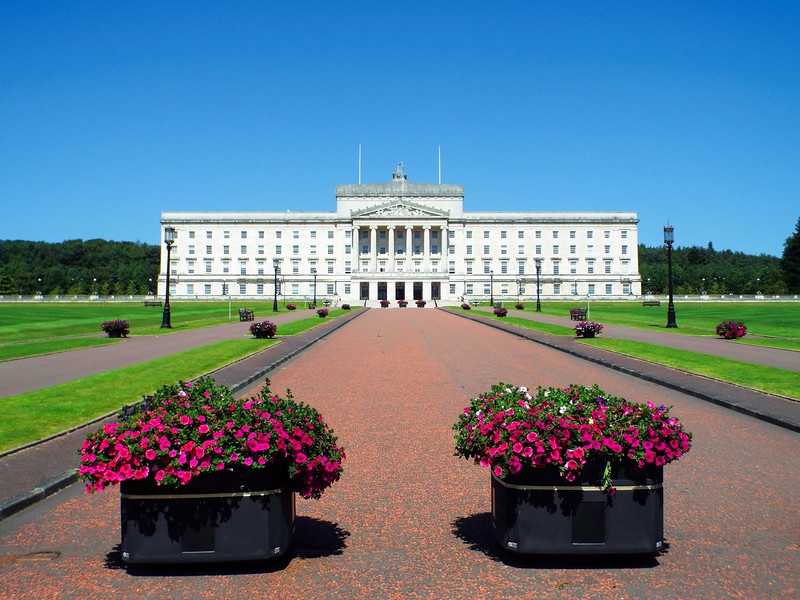 Stormont, County Down.<br /> Pictured by Michelle. July 2017.