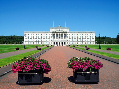 Stormont, County Down. Pictured by Michelle. July 2017.