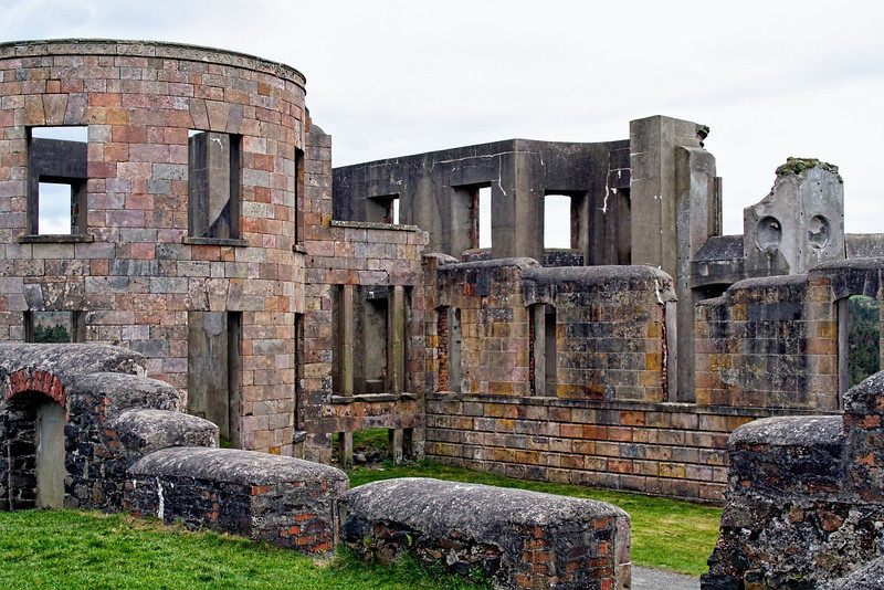 """The Bishop's Folly, Downhill.<br /> <br /> <a href=""""http://en.wikipedia.org/wiki/Downhill_House"""">http://en.wikipedia.org/wiki/Downhill_House</a>"""