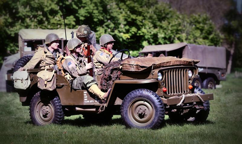 Jeep - An American Legend<br /> Alphabet Challenge, Letter 'J'<br /> Post Date: 15th September 2013