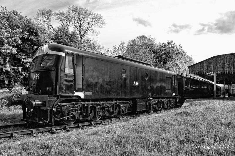 A39 at Downpatrick Loop.