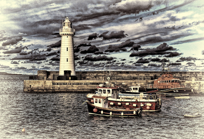 Donaghadee, County Down. Just something different for a change.