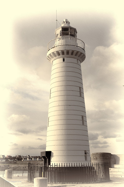 Donaghadee lighthouse, County Down
