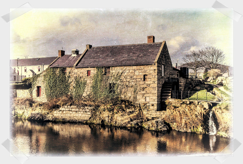 Watermill<br /> Sunday Alphabet Challenge, letter 'W'<br /> Post Date: 15th December 2013