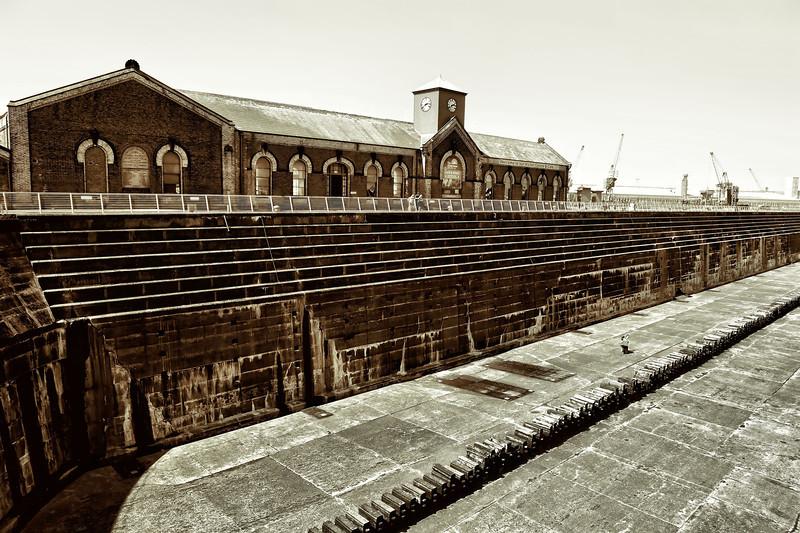 Thompson Dock and Pumphouse, Belfast