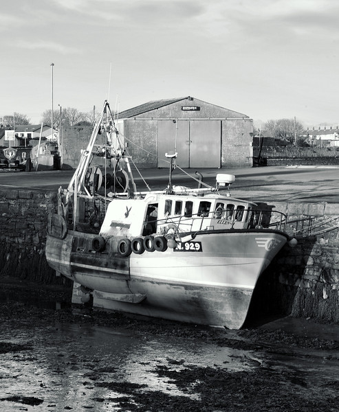 Ardglass harbour