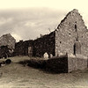 Old Church. Loughinisland, County Down