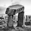 Legananny Dolmen, Slieve Croob, County Down