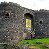 Gatehouse<br /> Carrickfergus Castle<br /> Pictured by Michelle