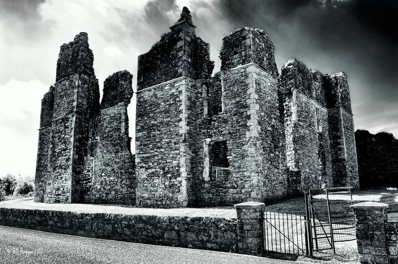 "Castle Caulfield, County Tyrone. Built by Sir Toby Caulfield between 1611 and 1619<br /> <br /> <a href=""http://en.wikipedia.org/wiki/Castle_Caulfield"">http://en.wikipedia.org/wiki/Castle_Caulfield</a>"