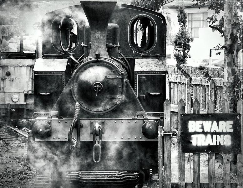 Beware Trains