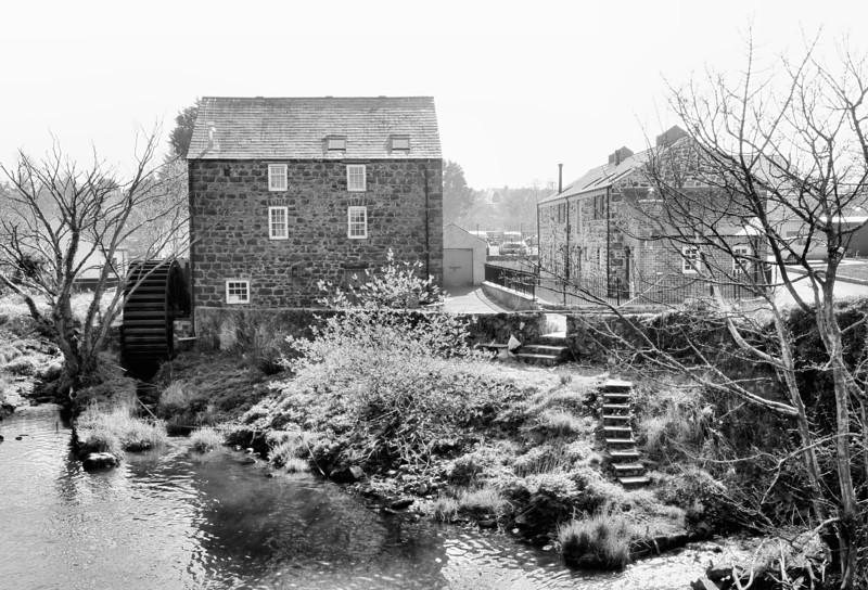 Old Watermill<br /> Bushmills<br /> County Antrim