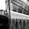 Weathered fishing boat, Carrickfergus