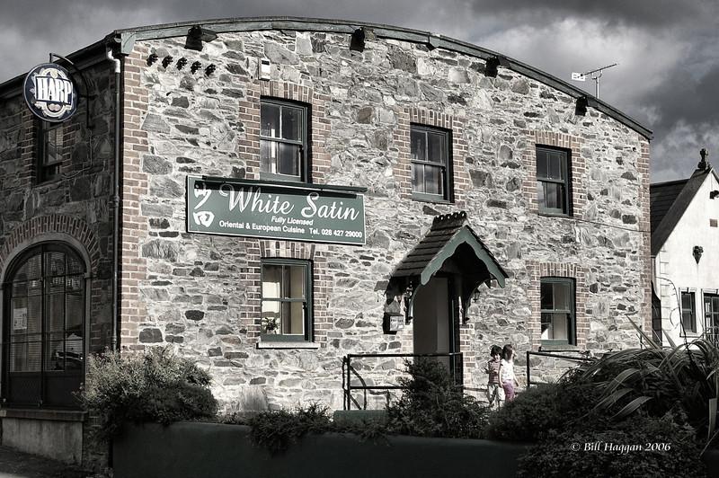 White Satin, Portaferry. Now closed.