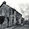 The old Belfast & County Down Railway station in Ardglass.