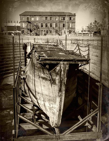Hamilton Dock, Belfast<br /> Post date: 30/7/2013
