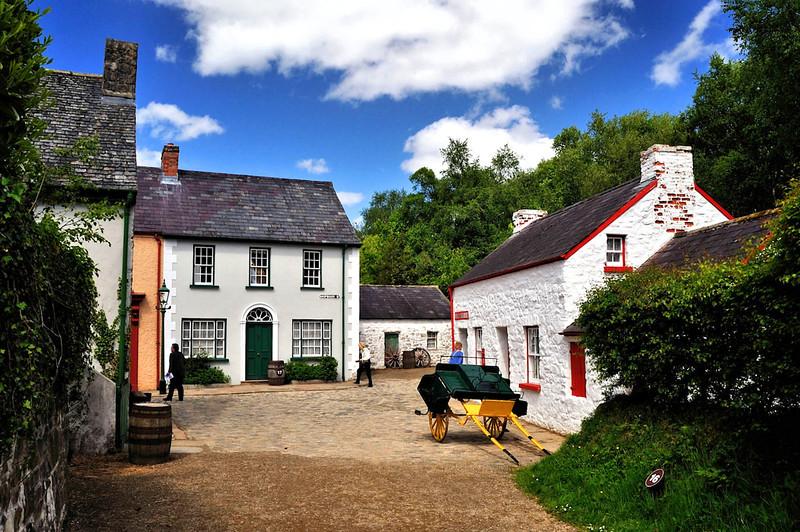 Ulster-American Folk Park, Omagh, County Tyrone