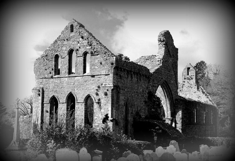 Grey Abbey, County Down