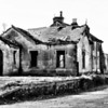 Ardglass Railway Station, County Down. The line closed in 1950 and the building has been derelict for the past number of years.