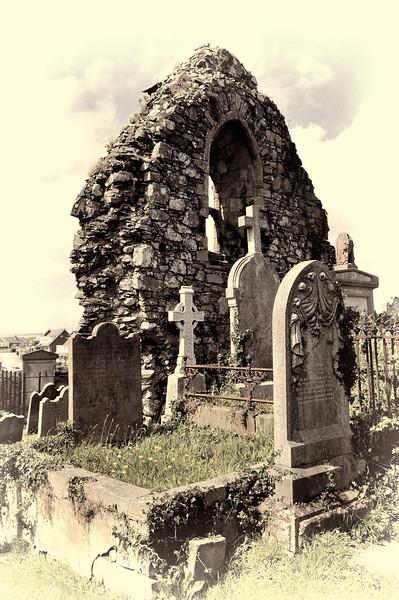 Movilla Abbey, County Down