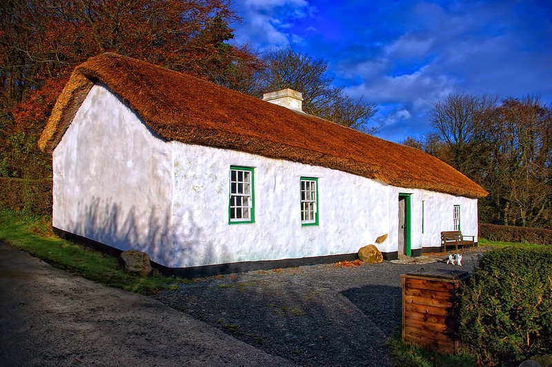 Thatched cottage - Ballycultra