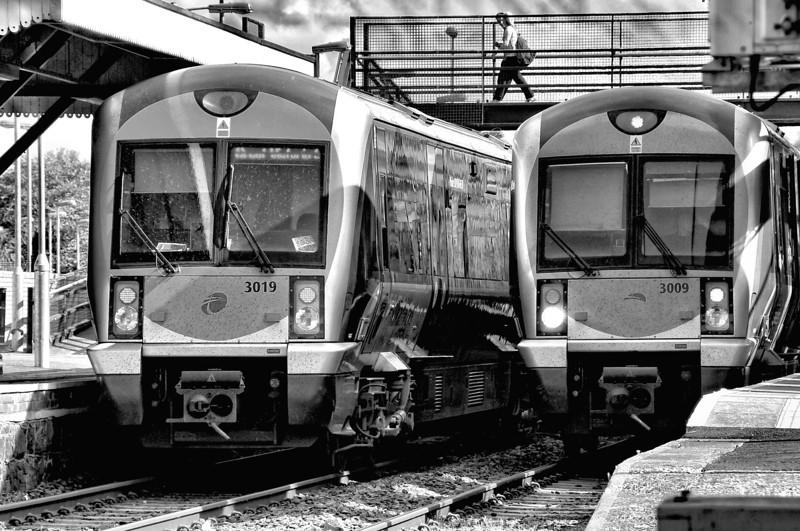 Antrim Station