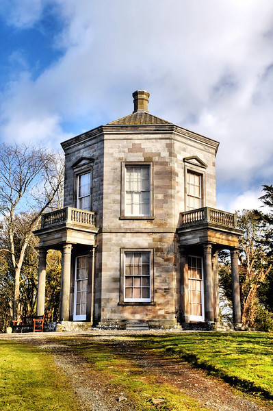 Temple of the Winds, Mount Stewart, County Down