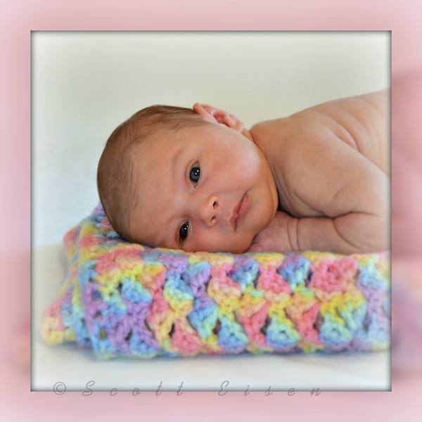 Sweet baby girl...<br /> <br /> Daily Photos  -  April 5, 2012