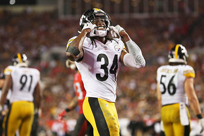 Steelers Buccaneers Football