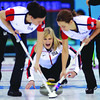 Sochi Olympics Curling Women