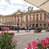 Neoclassic City Hall in Toulouse, France