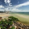 Beach in Hua Hin, Thailand