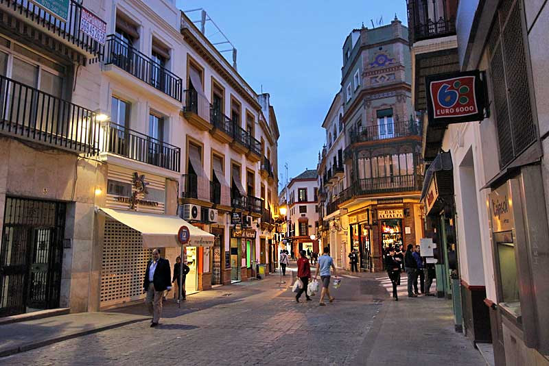 an analysis of the spanish city seville Opera today is a website devoted to all things relating to opera and vocal performance peter in seville on  our purpose is to provide news, an analysis of the spanish city seville commentary, information and other resources.