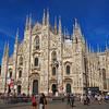 Milan Cathedral (Duomo di Milano) in Milan, Italy