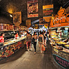 Stables Market in the Camden neighborhood of London