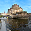 Bode Museum, at the tip of Berlin's Museum Island