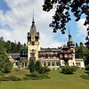 Peles Castle, built in Sinaia, Romania for King Carol, was one of the most luxurious ever built