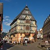 Gasthaus zum Riesen (Giant's Inn) in Miltenberg is one of the oldest operating (if not the oldest) Inns in Germany