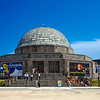The mission of the Adler Planetarium, located in Grant Park on Chicago's lakeshore, is to inspire exploration and understanding of the Universe