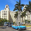 Hotel Nacional in Havana, the most famous hotel in Cuba