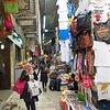 Shuk in the Old City of Jerusalem offers goods mostly aimed at tourists