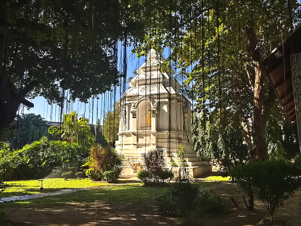 The Chedi at Wat Chang Kong in Chiang Mai, Thailand