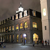 Cabildo Museum by night, New Orleans Riverfront