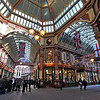 Every afternoon, London's Leadenhall Market is filled with workers lifting a pint after work