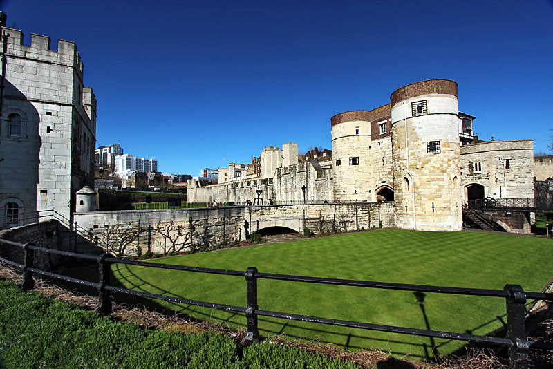 The Tower of London is one of the city's most popular tourist attractions