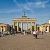 Brandenburg Gate, the Symbol of Berlin