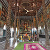 Damrey Sor Pagoda in Batambang, Cambodia