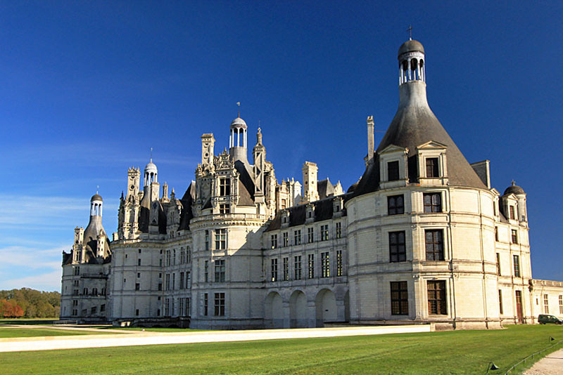 Chambord Estate, Loire Valley, France
