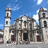 Cathedral Square in Old Havana, Cuba